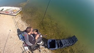 Trabucco TV - Feeder Fishing - Gardon in Laghetto