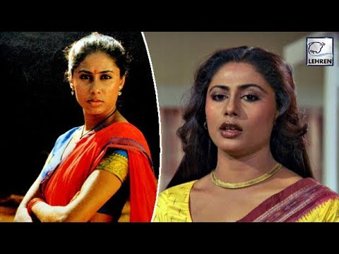 Smita Patil: The Mysterious End Of A Bollywood Actress