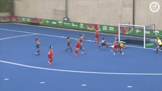 U.S. Women's Field Hockey vs Chile | Pan American Games Lima 2019