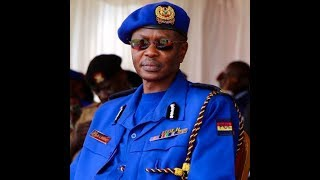 Boinnet succession: Inspector General Joseph Boinnet's term to end 11th march this year
