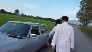 Немцы поют на русском. Парикмахер