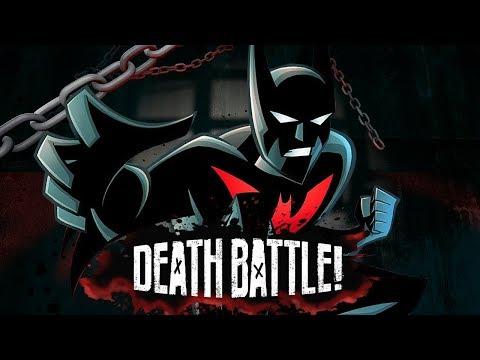 Batman Beyond Jets into DEATH BATTLE
