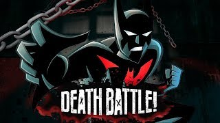 Batman Beyond Jets into DEATH BATTLE thumbnail