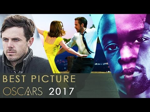Best Picture Nominees Trailer Compilation - Oscars 2017