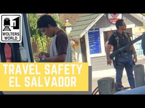 El Salvador: Is it Safe to Visit El Salvador?