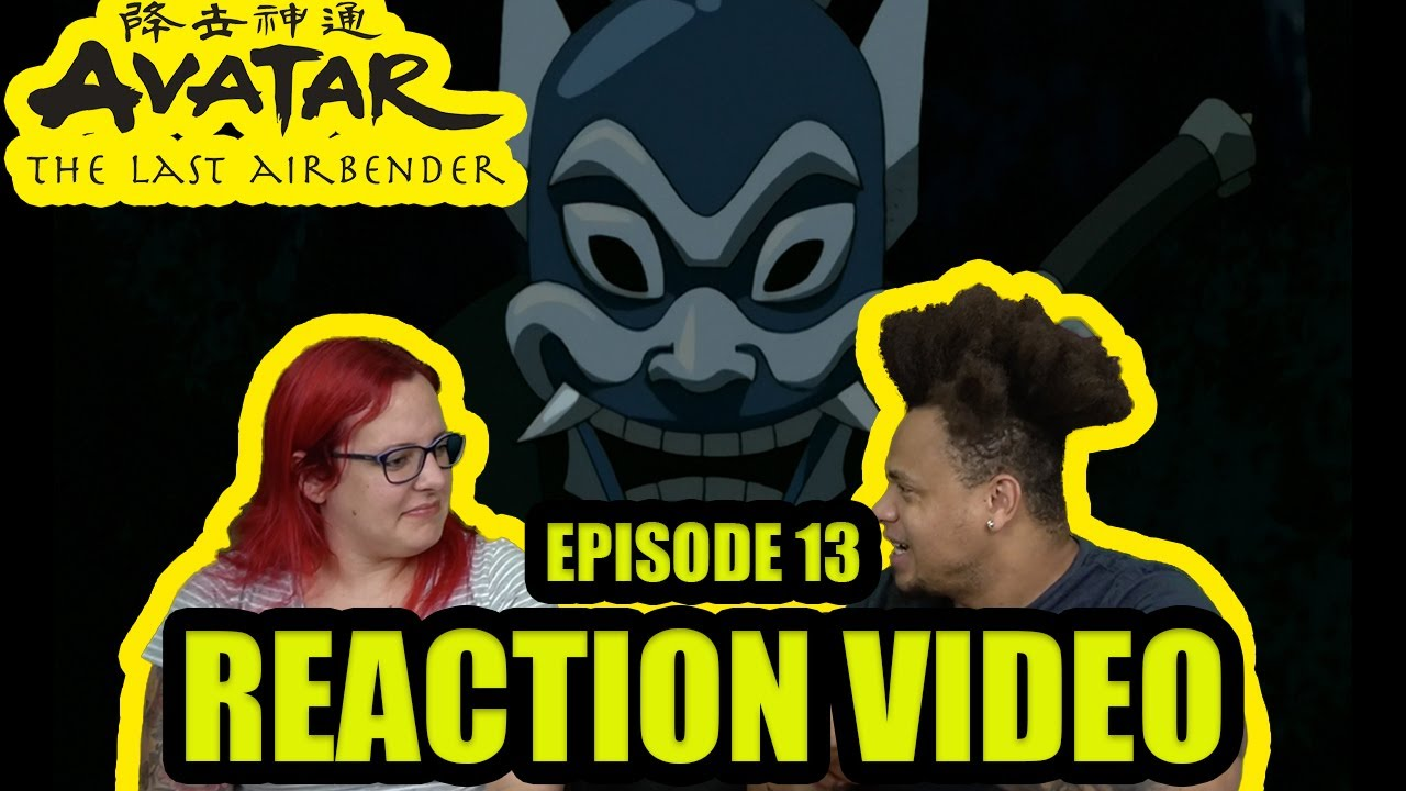 Download AANG IS SCOOPED AND RESCUED BY WHO!? - AVATAR THE LAST AIRBENDER EPISODE 13: REACTION VIDEO(AEP13)