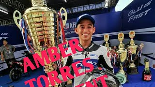 ANOTHER FAMOUS RIDER ACCIDENT 🙁   AMBER TORRES