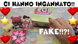 Baixar CI HANNO INGANNATO!!! LOL SURPRISE FAKE al posto di ORIGINALE!! By Lara e Babou!