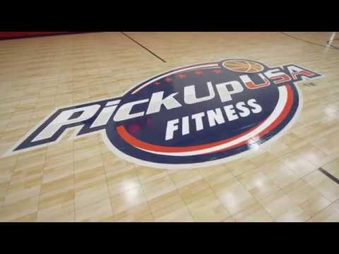 Basketball Court Rental At PickUp USA Fitness