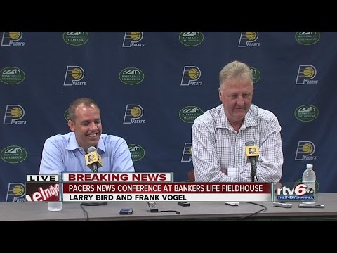 Bird, Vogel hopeful for George's comeback