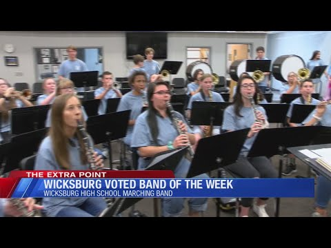 Extra Point Band of the Week: The Wicksburg High School Marching Band