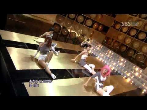 Miss A - Bad girl Good girl (미스에이 - Bad girl Good girl) @ SBS Inkigayo 인기가요 100704