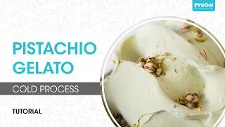 Cold Process Pistachio Gelato 2020