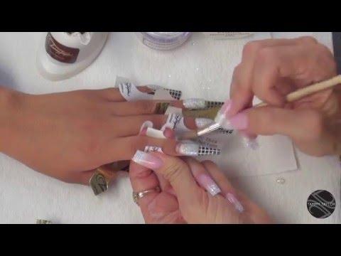 ♡ Tammy Taylor Quinceañera Nails-Match the Dress!