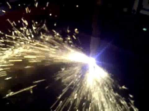 Torchmate 2 CNC 4x8 Plasma Hyperterm POwermax 1000