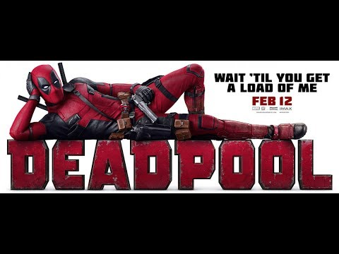 Phim Deadpool 2 - Quái Nhân Deadpool 2 Official Trailer HD
