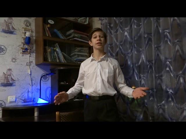 Изображение предпросмотра прочтения – МихаилГоворов читает произведение «Девушка пела в церковном хоре» А.А.Блока