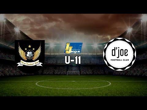 Giras SS vs D'Joe Football Club [Indonesia Junior League 2019] [U-11] 14-4-2019
