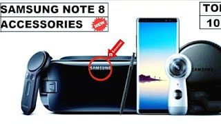TOP 10 SAMSUNG NOTE 8 Accessories and Gadgets