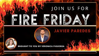 Fire Friday with Javier Paredes
