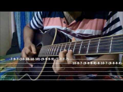 Janam Janam Guitar Intro Lesson | Arijit Singh | Dilwale