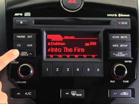 kia audio system siriusxm satellite radio youtube rh youtube com Kia Car Stereo 2013 Kia Rio SX Hatchback