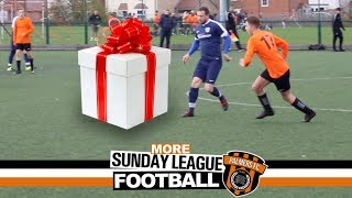MORE Sunday League Football - GIFTED