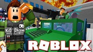 Roblox | XÂY DỰNG DOANH TRẠI QUÂN ĐỘI BÁ ĐẠO - Military Warfare Tycoon | KiA Phạm