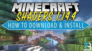 Cómo Descargar e Instalar Shaders en Minecraft 1.14.4