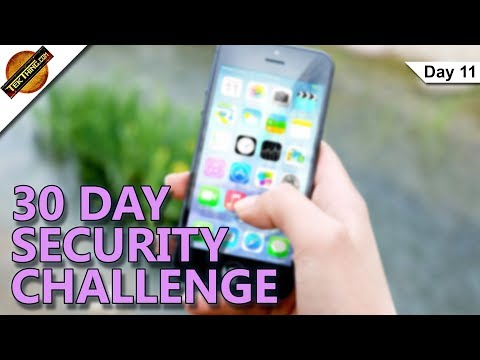 Set Up Privacy Conscious Smartphone Apps - Day 11 - 30 Day Security Challenge - TekThing