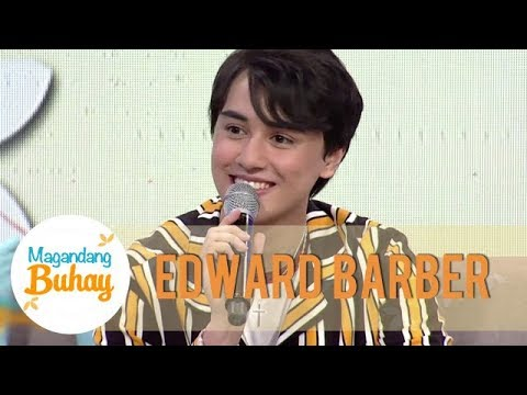 Edward reveals how much he loves Maymay | Magandang Buhay