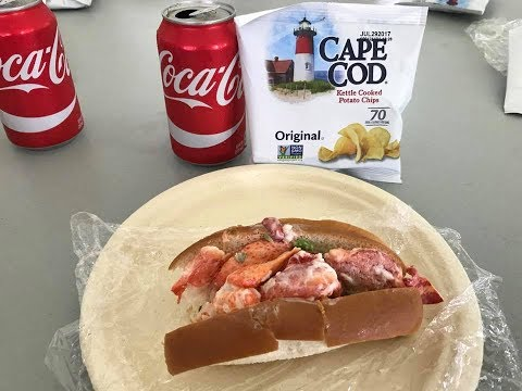 Finally in Cape Cod, Let's Get Lobster Rolls