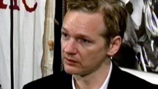 Julian Assange: Why WikiLeaks Is Taking on the Pentagon