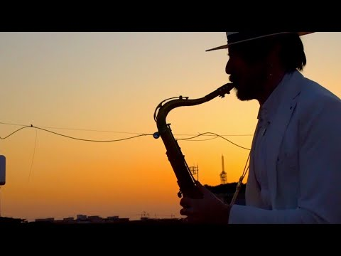 """TI AMO"" - Roof Sax Performance In Italy"