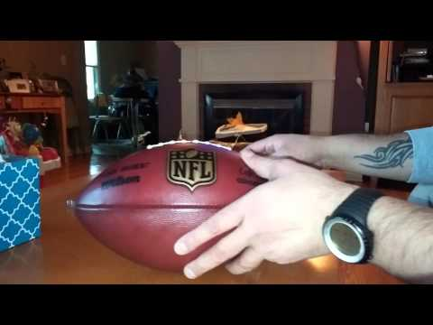Official NFL Football review