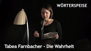 Tabea Farnbacher – Die Wahrheit
