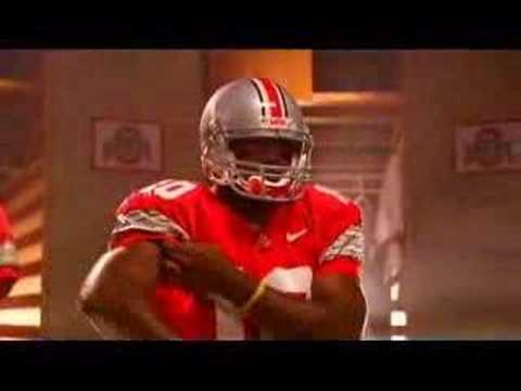 Big Ten Commercial; Troy Smith