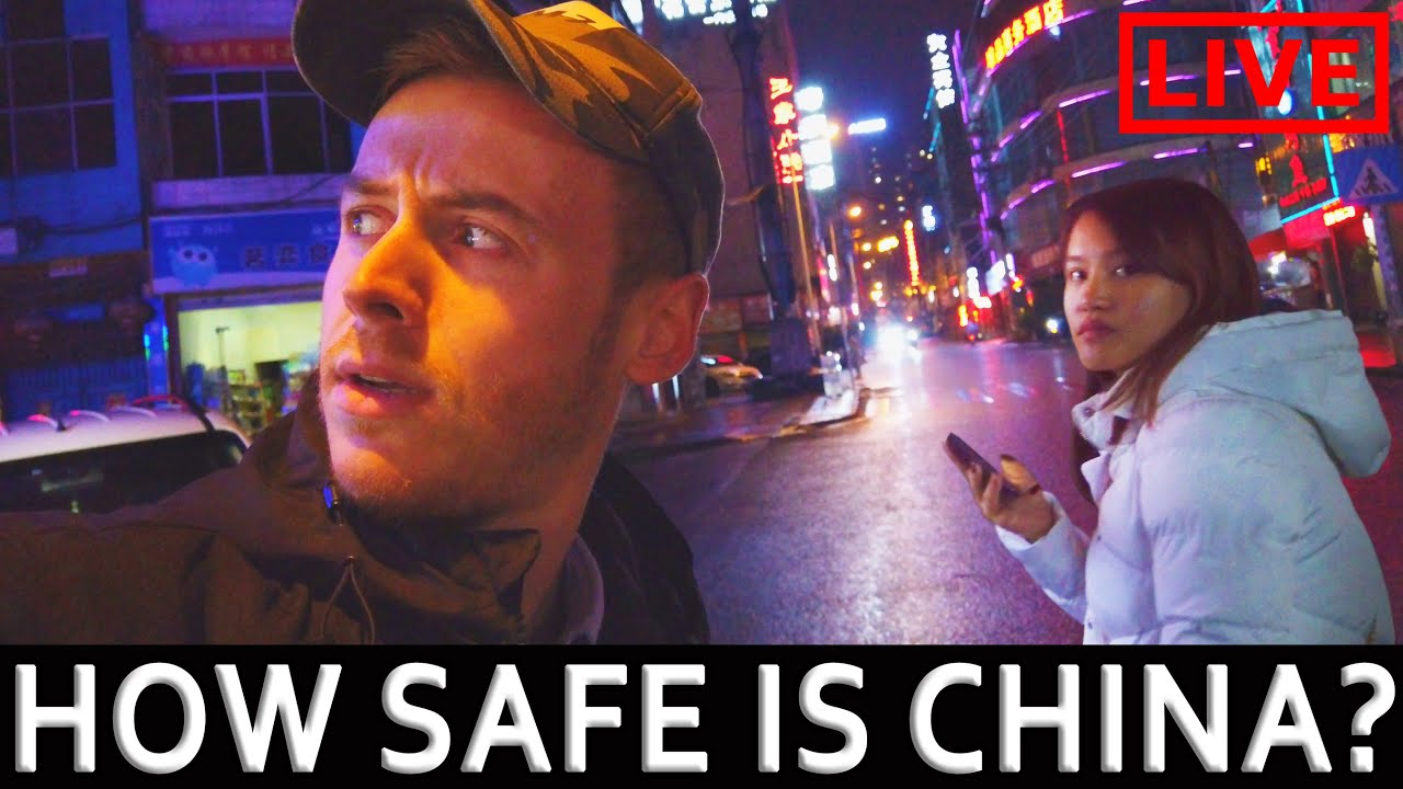 Is China Actually Safe? 中国到底有多安全呢?🇨🇳 Unseen China