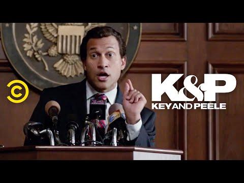 A Senator's Sexting Scandal - Key & Peele