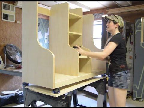 How To Build A Golf Bag Organizer