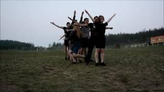 танец/открытие #небополис2016