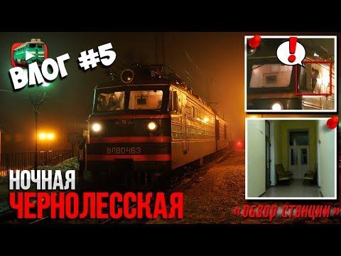 Пересадка в Чернолесской | «Орущий помогала» 😁 | Ночной движ | Влог #5