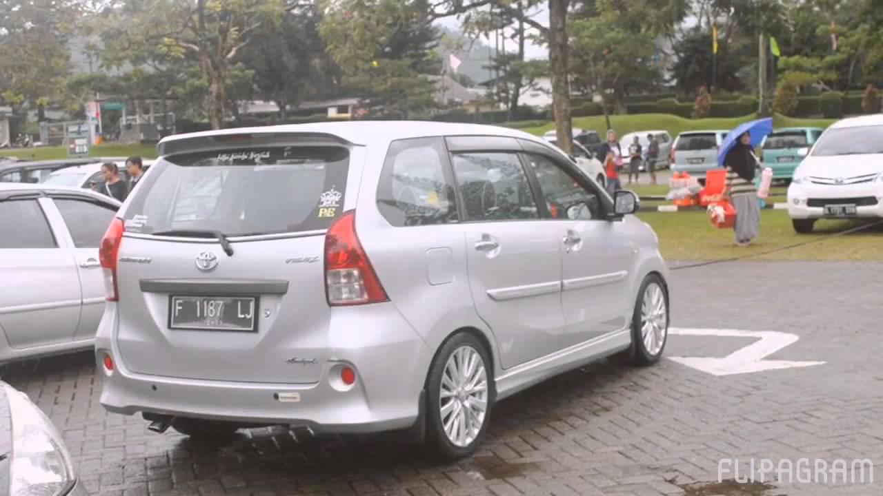 100 Modifikasi Mobil Avanza Veloz Silver Gratis Terbaru