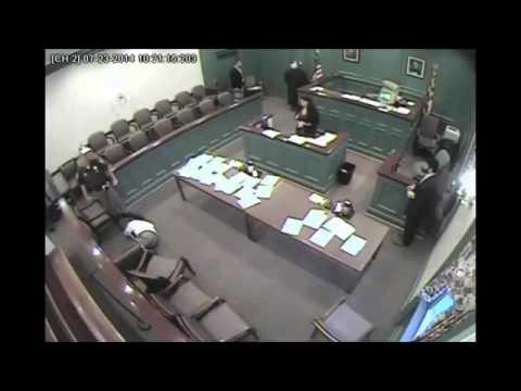 SHOCKING Maryland judge uses torture