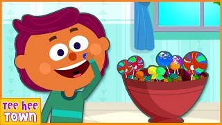 Johny Johny Yes Papa Nursery Rhymes Collection   Kids Songs by Teehee Town