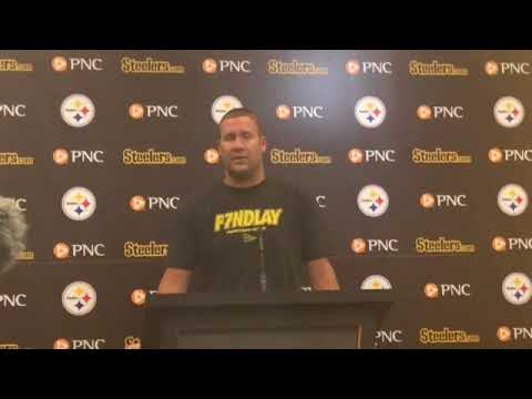 Ben Roethlisberger discusses the Steelers staying off field for national anthem