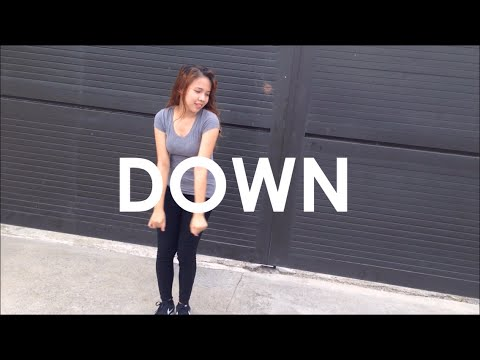 DOWN - Fifth Harmony ft Gucci Mane Dance Cover | Matt Steffanina Choreography