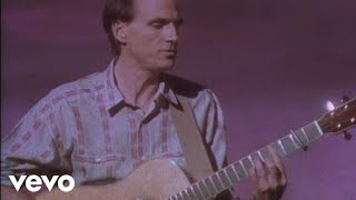 Watch James Taylor Never Die Young video