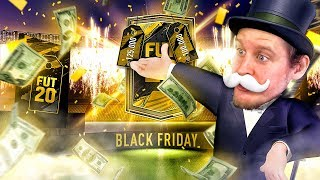 WHAT DOES 150K FIFA POINTS GET YOU?! INSANE FIFA 20 BLACK FRIDAY PACK OPENING
