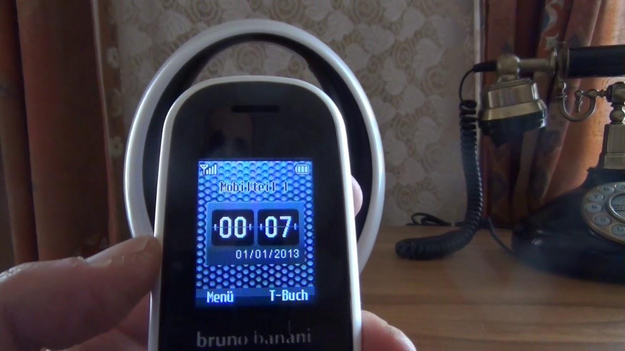 Funktionsprufung Schnurloses Dect Telefon Siemens Gigaset C325 Wireless Phone Youtube